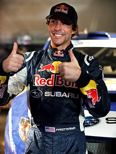 The guy i admire the Travis Pastrana because he just dominates everything and doesn't act like a douche