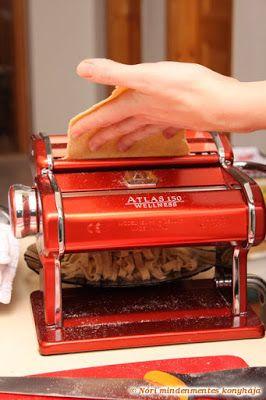 Nóri mindenmentes konyhája: Gluténmentes, teljes kiőrlésű házi tészta