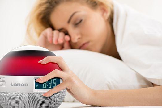 Precisa de ajuda para acordar?  Rádio relógio Welness: ttp: //www.lenco.com/p/crw-1/