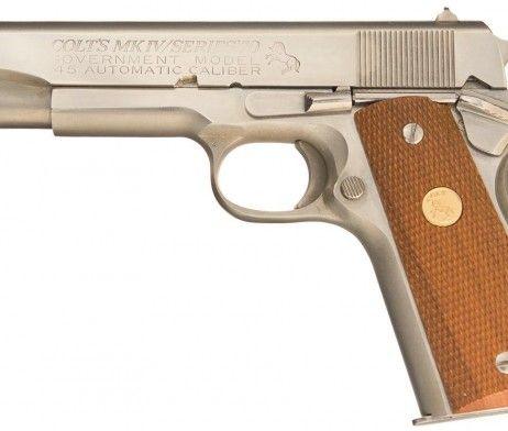 Pistol airsoft Colt 1911 MK IV