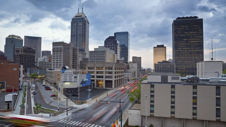 Indianapolis' downtown area ranked second most resurgent in the U.S. | Fox 59