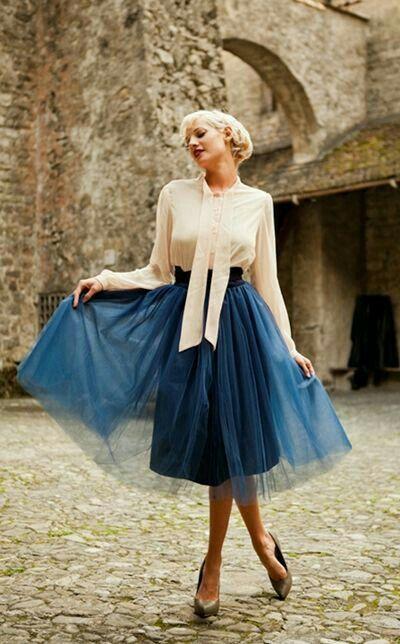 Look azul eléctrico.... #Casual #Chic #moda