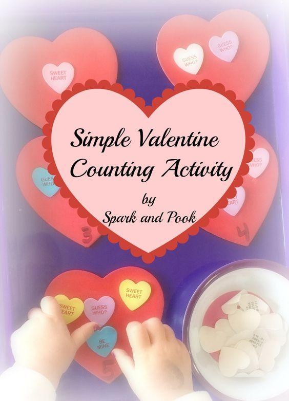 272 best Valentine\'s Day images on Pinterest   Valentine crafts ...