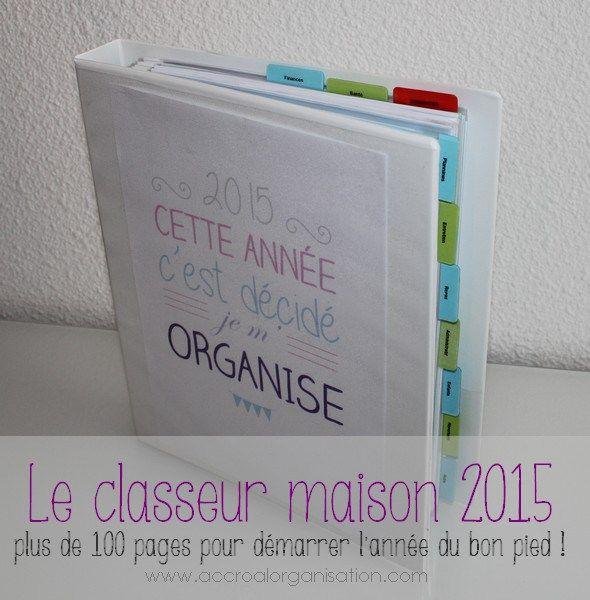 classeur maison 2015 à imprimer gratuitement 2016 arrive bientôt !