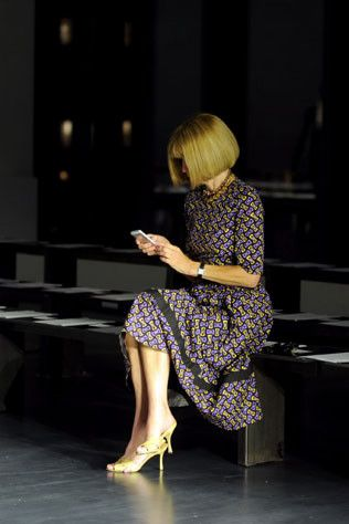 Anna Wintour answers 73 personal questions; Miley Cyrus's psychedelic jewellery - Vogue Australia