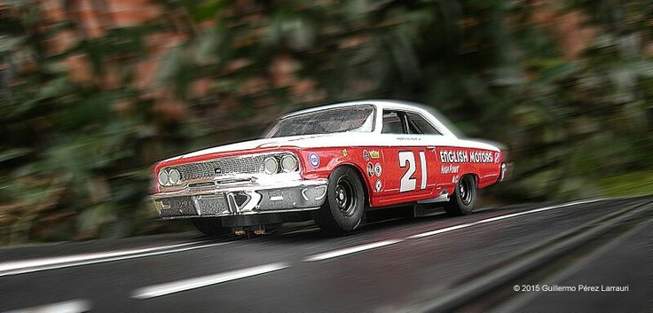 Ford Galaxie Revell