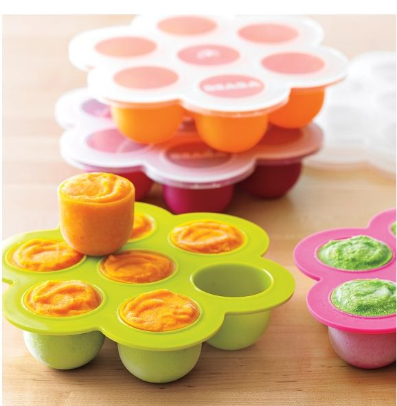 The Multiportion Freezer Tray   30 Unexpected Baby Shower Gifts That Are Sheer Genius