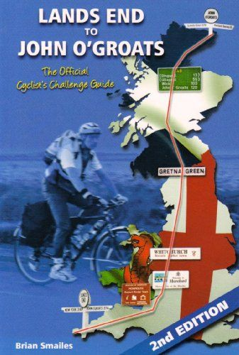 Challenge Publications Lands End to John O Groats: The Official Cyclists Challenge Guide This book looks at another great challenge, cycling from Lands end to John OGroats. This book describes the main classic route that many people have cycled, and what th (Barcode EAN = 9781903568590) http://www.comparestoreprices.co.uk/january-2017-1/challenge-publications-lands-end-to-john-o-groats-the-official-cyclists-challenge-guide.asp