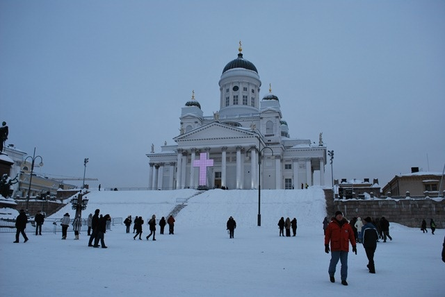 Helsinki...love this city so much