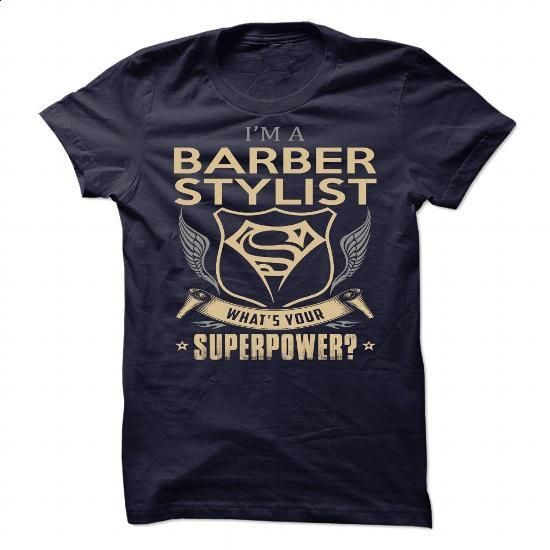 Barber Stylist #style #T-Shirts. BUY NOW => https://www.sunfrog.com/LifeStyle/Barber-Stylist.html?60505