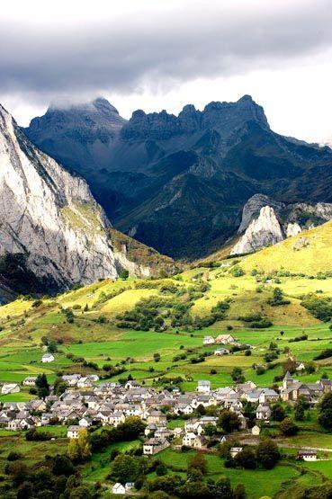 Lescun, France   Pyrénées-Atlantiques département in the Aquitaine Region