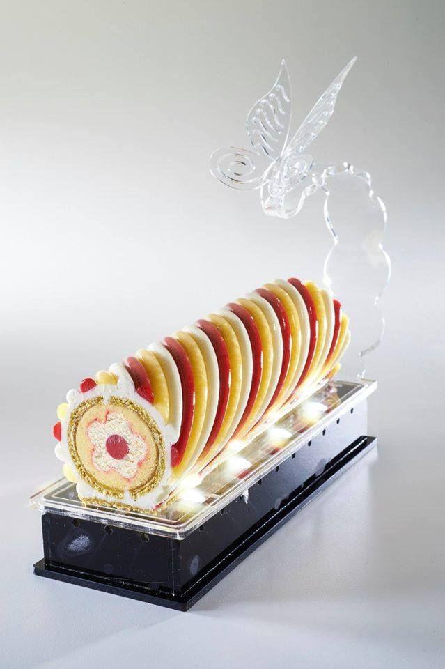 L'Italia vince la coppa del mondo di pasticceria 2015 semifreddo italia