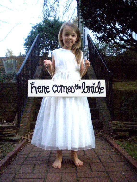 Future Little Girls Dresses Bride