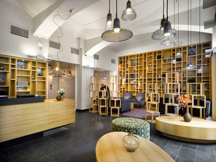 Hotel UNIC Prague—Prague, Czech Republic. #Jetsetter