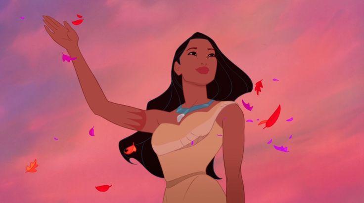 I got Pocahontas! Quiz: Can We Guess Your Favorite Disney Princess Movie?   Oh My Disney