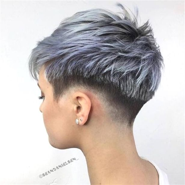67 Pixie Hairstyles And Haircuts In 2019 Mit Bildern