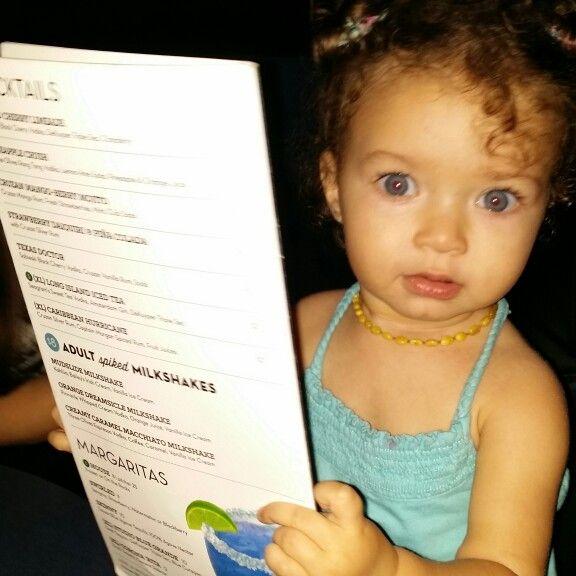My precious girl ordering from the menu at Studio Movie Grill lol #followforfollow #studiomoviegrill #datenight #daddysgirl #follow4folow #instafollower #like4like #likeforlike #instalike