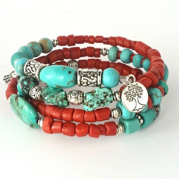 Wire Bracelets With Charms: 25+ Best Ideas About Memory Wire Bracelets On Pinterest