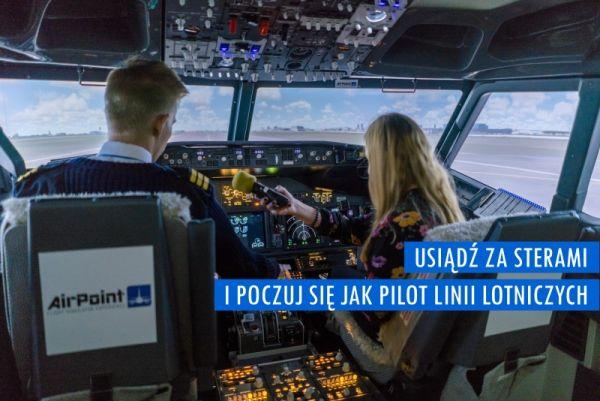 Symulator Samolotu Boeing 737 Dostępny W Warszawie Ciekawostki