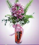 Pembe Orkide Aşkın Ateşi