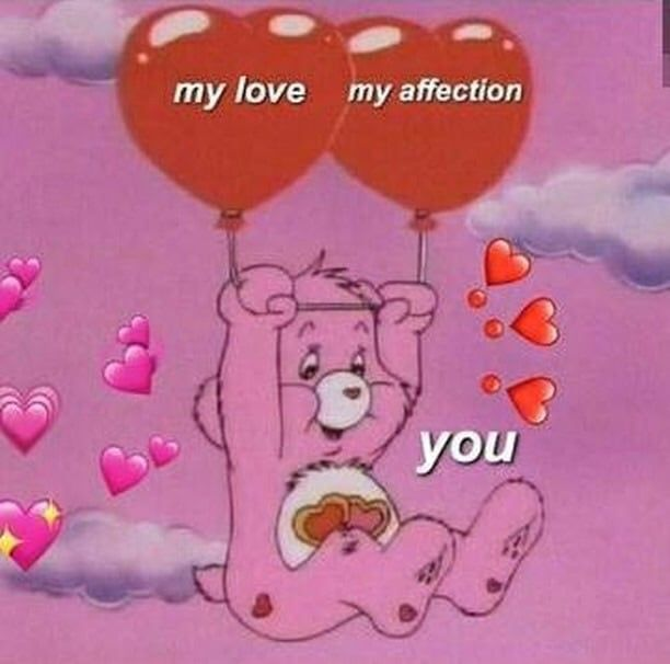 Discovered By Jisoo Find Images And Videos About Love Funny And Heart On We Heart It The App To Get Lost In What Cute Love Memes Cute Memes Wholesome Memes