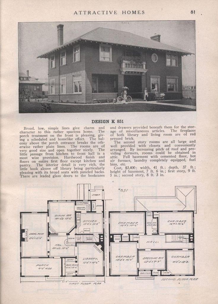 488 best Houses house plans images on Pinterest House floor