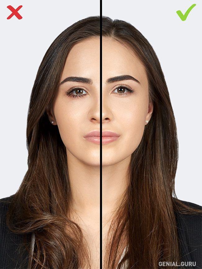 2.- Rimel en las pestañas inferiores.  Si deseas generar profundidad debajo de tus pestañas con rimel, perfecto pero si utilizas mas de lo normal automáticamente generaras que esas sombras acentúen arrugas en tu piel. #Maquillaje #Moda