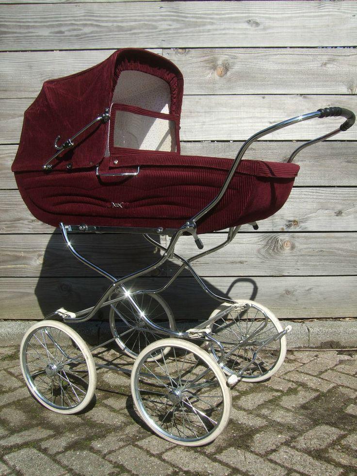 Romantischer Hartan  Nostalgie/Retro Kinderwagen Top