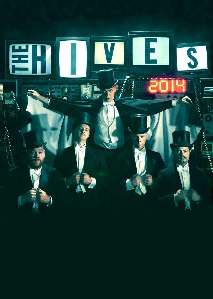 The Hives Pratgraussals - 11 juillet 2014 (c) DR