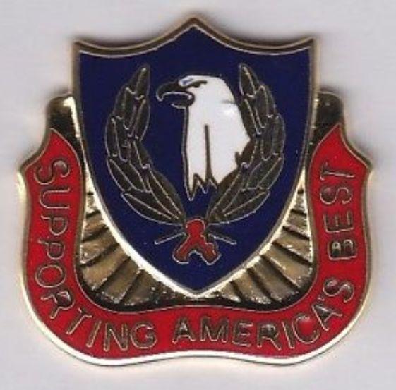 163rd Personnel Services Battalion PSB crest