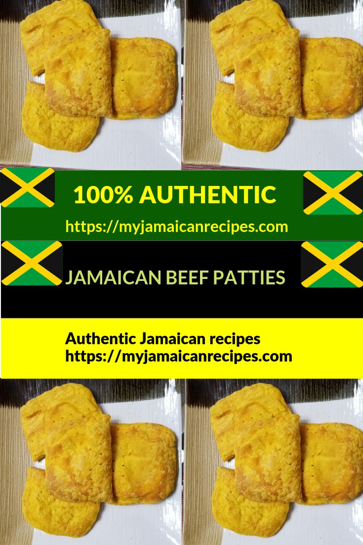 jamaican beef patty  recipe in 2020  jamaican recipes