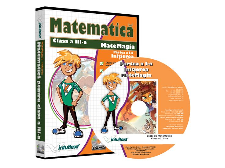 Matematică clasa a III-a Vol.I   materialedidactice.ro