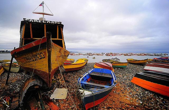 Foto 104. Carelmapu by Francisco Negroni, via Flickr