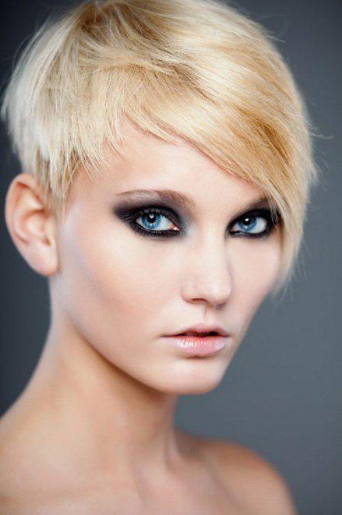 Best 25 asymmetrical hairstyles ideas on pinterest short pixie cut with soft short asymmetrical hairstyles 2017 bangs urmus Choice Image