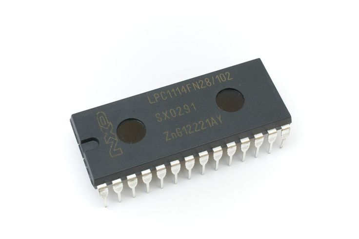 LPC1114FN28 (DIP ARM)