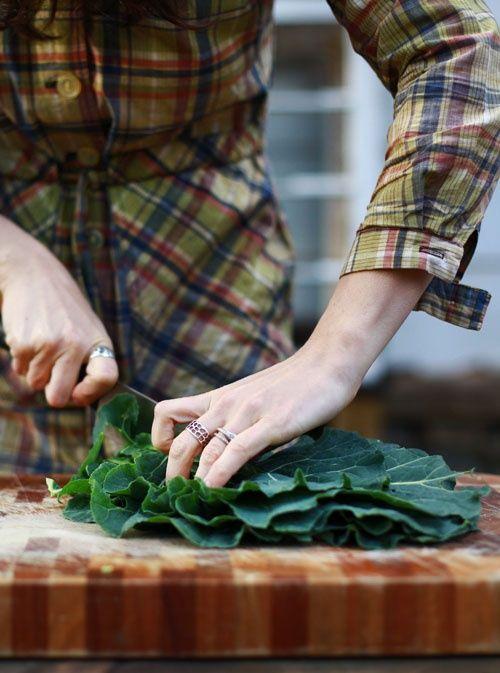 greens: Collard Green, Plaid Dresses, Yummy Food, Plaid Shirts, Beautiful Food, Chops Green, Autumn Inspiration, Beautiful Raw, The Dresses