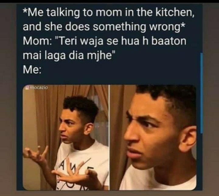 Pin By Ayesha Larib On Memes Funny Quotes Words Memes