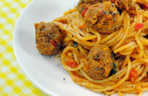 how to make low fat meatballs