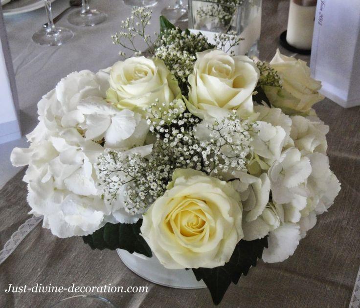 les 25 meilleures id es de la cat gorie centres d 39 hortensia rose sur pinterest mariage d. Black Bedroom Furniture Sets. Home Design Ideas