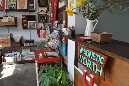 Magnetic North Entry
