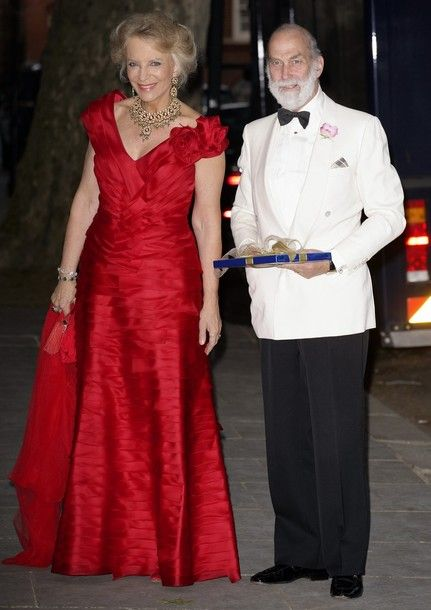 Prince and Princess Michael of Kent.