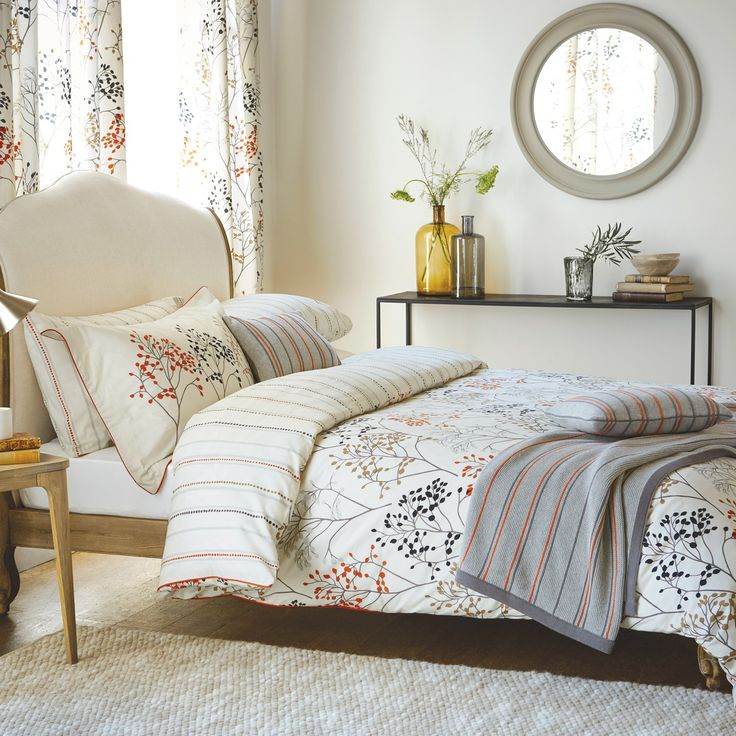 Quirky Bed Linen Part - 44: Sanderson Pippin Bed Linen Range - House Of Fraser