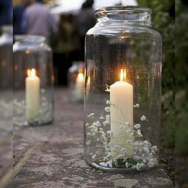 Great light idea for party planning