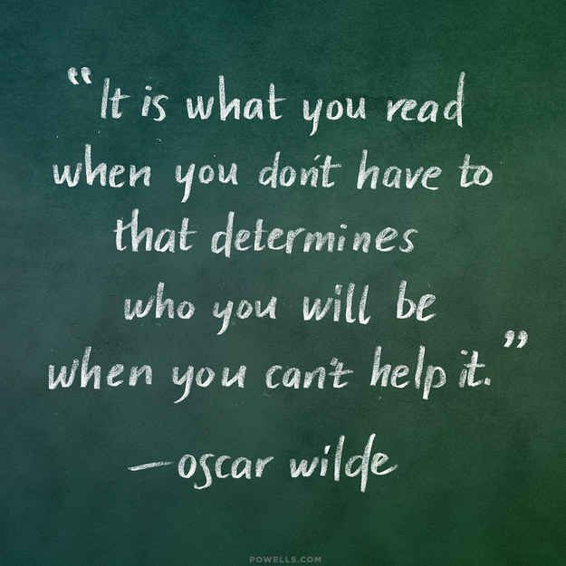 6 Quotes About The Magic Of Reading