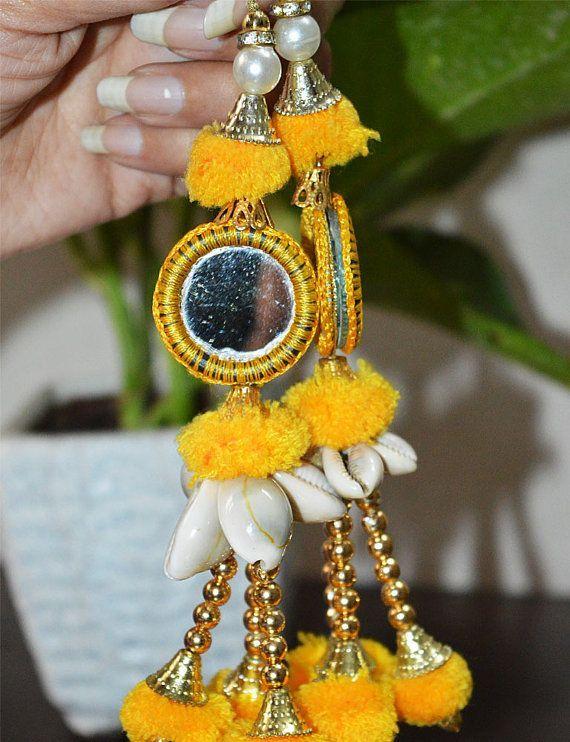 decorating supplies and Bells Tassel  PomPom  Camel swag  Embellishment Handmade Tribal Gypsy Cotton decorative tassels