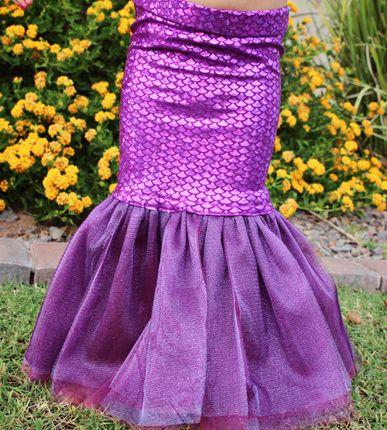Little Mermaid Costume Tutorial | My Crafty Spot - When Life Gets Creative