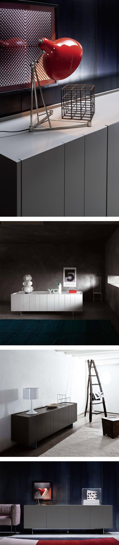 Das Stripe Sideboard Von Novamobili In Italien Hat Ein Geradliniges Minimalistisches  Design. #Sideboard #