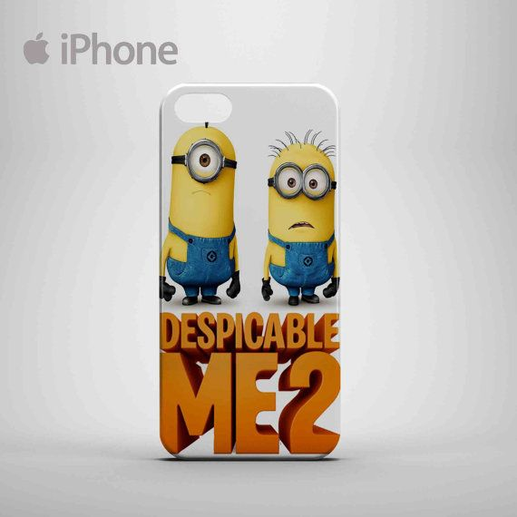 Despicable me 2 characters design iphone case by yogaefendi0