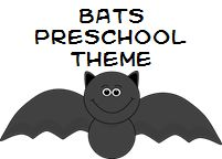 Bat Activities for Preschool: Have fun and learn more about this mysterious animal for Halloween. You can plan a theme about bats or add these ideas to your Halloween plans.