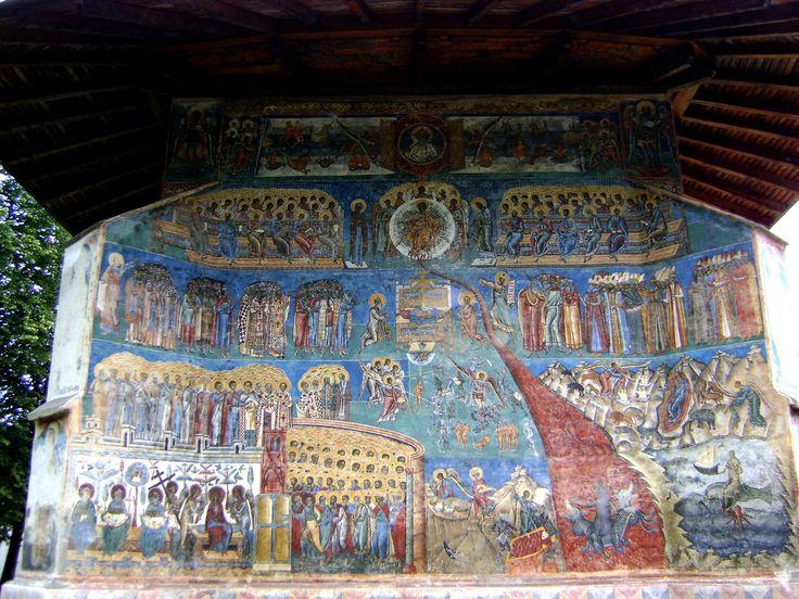 Photograph Voronet Monastery by Bogdan Costin Berbec on 500px